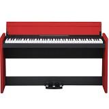 KORG Piano Digital 88 Keys [LP 380] - Black Red - Digital Piano